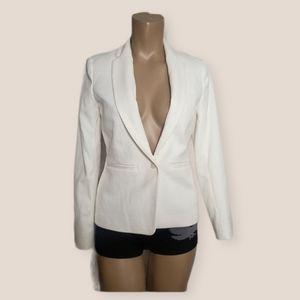 REISS |  cream  Tweed Blazer size 2